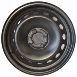 Cerchio in ferro ricondizionato Fiat Alfa Romeo Lancia 6J x 15 H2 Et 31,5 4 fori - Cerchi in ferro - 1