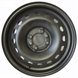 Cerchio in ferro ricondizionato Fiat Alfa Romeo Lancia 5,5J x 14 H2 Et 43 4 fori - Cerchi in ferro - 1