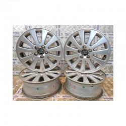 Cerchio in lega 30615590 Volvo S40 6,5J x 16 x 52,5 5 fori - Cerchi in lega - 1