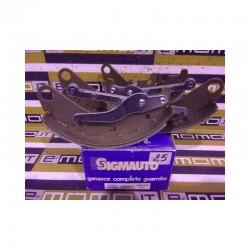 Ganasce freno post. 1021 Citroen AMI Dyane B 63-84 nuove in scatola - Ganasce freno - 1