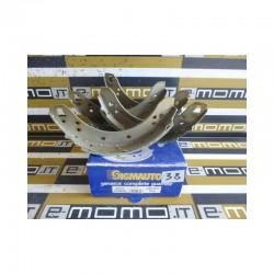 Ganasce freno post. 1062 Austin Allegro 2 Maxi Ford Escort Lotus Europa Benz. 65-92 nuove in scatola - Ganasce freno - 1
