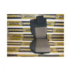 Sedile posteriore Dx. Fiat Sedici tessuto sdoppiato - Sedili/Tappezzeria - 1