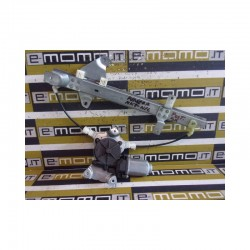 Alzavetro post.sx 400601T3 Nissan Almera Mk2 elettrico - Alzavetro - 1