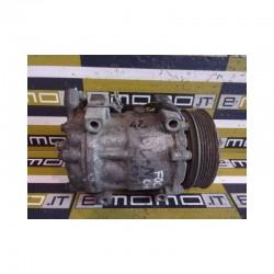 Compressore aria condizionata 3M5H19D629GC Ford Focus Cmax 1.6 Tdci Mazda 3 Volvo C30 V50 - Compressore aria condizionata - 1