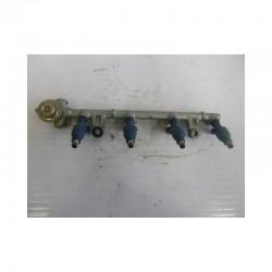 Flauto iniezione completo 0280156067 Toyota Yaris 1.0 - Flauto iniezione - 1