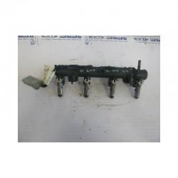Flauto iniezione completo 9644224380 9652451580 Peugeot 207/Citroen C4 1.4 - Flauto iniezione - 1