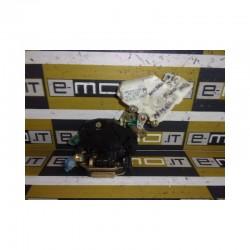 Serratura Ant.Dx 8055261066 Nissan Almeira N16 4 pin - Serratura - 1
