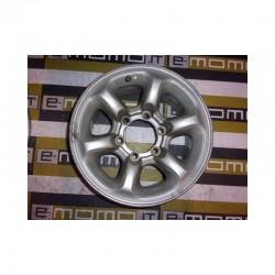 Cerchio in lega Mitsubishi Pajero 7x15 ET11 6 fori - Cerchi in lega - 1