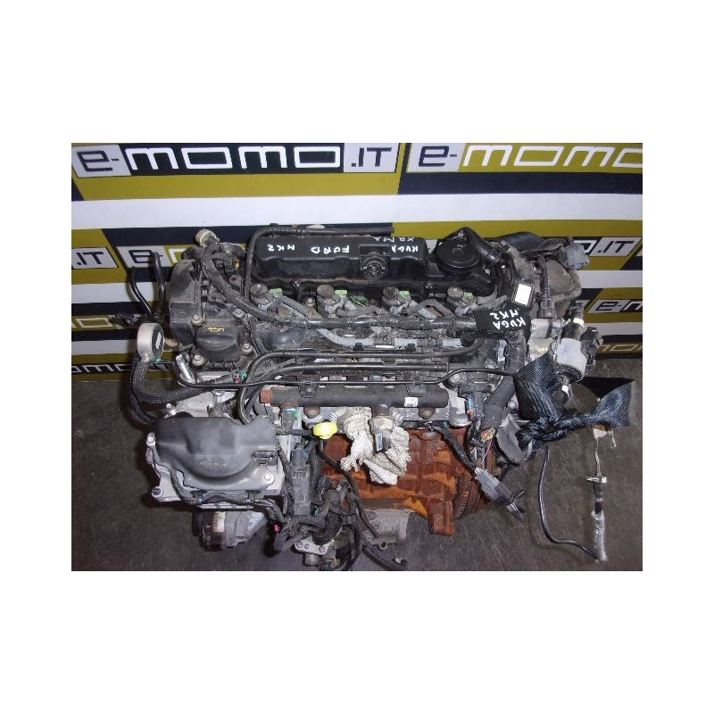Motore XRMA Ford Kuga II 2.0 TDCI 88Kw 120cv 2014-2019 Km 30.000 - Motore - 1