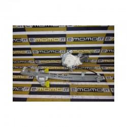 Alzavetro ant. Dx. 0130822203 Nissan Micra K12 2002 - 2010 - Motorino alzavetro - 1