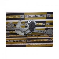 Alzavetro anteriore destro 118670RH Citroen C1 2005-2014 - Alzavetro - 1