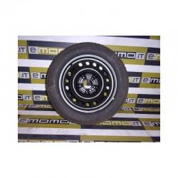 Ruota di scorta 2150150 Opel Meriva 6Jx15 H2 ET43 5 fori - Ruota di scorta - 1