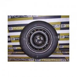 Ruota di scorta 51763241 1010993 Fiat Grande Punto 199 6J x 15 H2 175/65/R15 - Ruota di scorta - 1