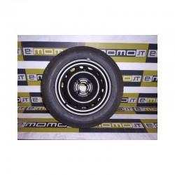 Ruota di scorta 6046406B Opel Agila 5,5J x 14 H2D 175/65/14 4 fori - Ruota di scorta - 1