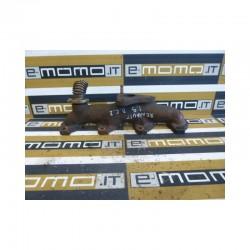 Collettore scarico cod. 022407 Renault Megane 1.5 DCi - Collettore - 1