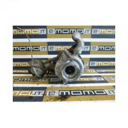Turbina cod. 9658673480 - 7560472 Peugeot 508/407/308/307 2.0 HDi 2004 - 2013 - Turbina - 1