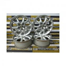 Cerchi in lega cod. 48557982 Alfa Romeo 147 6,5Jx15 H2 ET41,5 5 fori - Cerchi in lega - 1