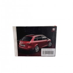 Libretto uso e manutenzione 6J8012003AC Seat Ibiza IV serie 2008-2017 - Libretto uso e manutenzione - 1