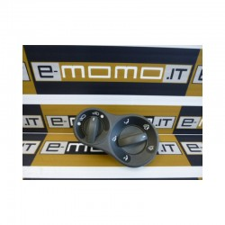 Manopola comando climatizzatore Dx 5A0243200 Fiat Nuova Panda 2003-2012 - Pulsantiera - 1