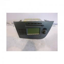 Autoradio lettore CD Seat Leon II 2005-2012 - Autoradio - 1