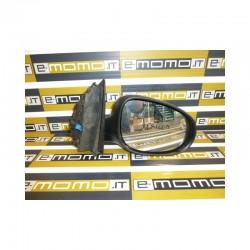 Specchietto elettrico retrovisore destro 01704857200 Lancia Ypsilon colore nero - Specchietto retrovisore - 1