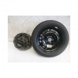 Kit ruota di scorta 13162851 61/2JX16H2ET37 Opel Astra H Gomma Michelin 205/55 R16 91H 5 Fori - Ruota di scorta - 1
