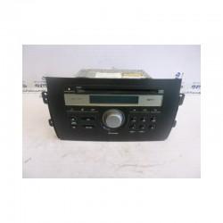 Autoradio 3910179J00 Fiat Sedici I/Suzuki SX4 - Autoradio - 1