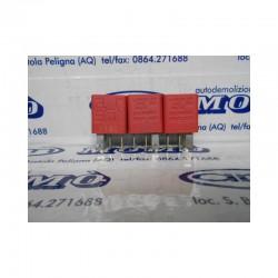 Rele kit 3pz cod. 11130885E Fiat - Relè - 1