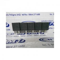 Rele 11130787E Fiat kit 5 pezzi - Relè - 1