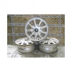 Cerchio in lega 1L0601025F Seat Ibiza 6J x 14 H2 ET38 4 fori - Cerchi in lega - 1