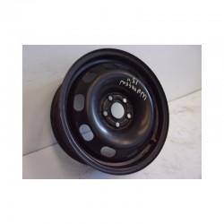 Cerchio in ferro 1J0601027K Volkswagen Golf IV 6x15H2 ET 38 5 Fori - Cerchi in ferro - 1