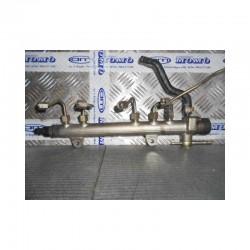 Flauto iniezione 0445214044 46817523 Fiat Nuova Panda 1.3 MJ - Flauto iniezione - 1