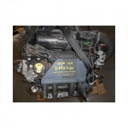 Motore D7FA730 Renault Clio 1.2 benzina 8V - Motore - 1