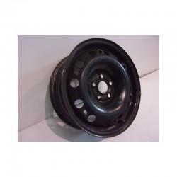 Cerchio in ferro 6R0601027D/L Volkswagen 6x15H2 ET 38 5 Fori - Cerchi in ferro - 1