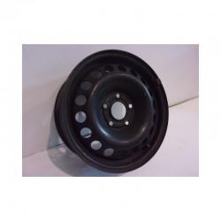 Cerchio in ferro KBA44740 Skoda 6x15H2 ET 43 5 Fori - Cerchi in ferro - 1