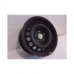Cerchio in ferro KBA45742 Skoda 6,5x15H2 ET 35 5 Fori - Cerchi in ferro - 1