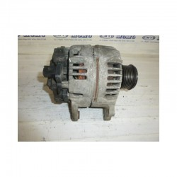 Alternatore 0124325012 045903023 Volkswagen Polo 6N2 1.4 TDi 90A - Alternatore - 2