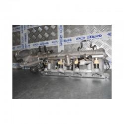 Collettore aspirazione + iniettori 1521390 1524533 Mini Cooper S 1.6 16V R53 - Collettore aspirazione - 1
