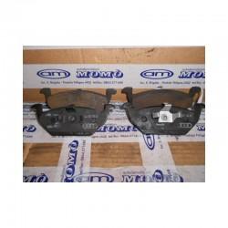Pastiglie freno 1J0615115B 1J0615109A Volkswagen Polo 6R - Pastiglie freno - 1