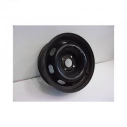 Cerchio in ferro 2150750 Citroen/Peugeot 207 - 6Jx15H2 ET 23 4 Fori - Cerchi in ferro - 1