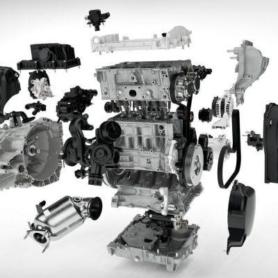 Motore 3 cilindri